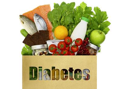 Aliments conseillés en cas de diabète