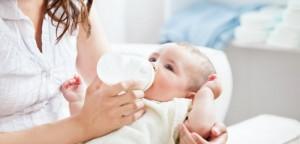 Des produits dangereux dans les cosmétiques pour bébés ?