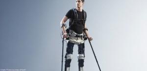 Phoenix : l'exosquelette pour les patients paralysés