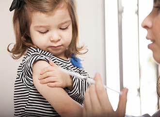 vaccination contre la coqueluche