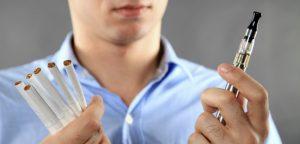 L'encouragement à la cigarette électronique en Angleterre