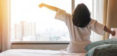 Canicule : comment bien dormir en cas de fortes chaleurs ?