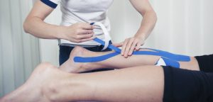 « Kinesio taping » : efficace ou effet placebo ?