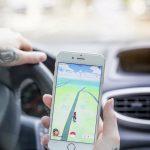 pokémon en voiture et risque d'accidents