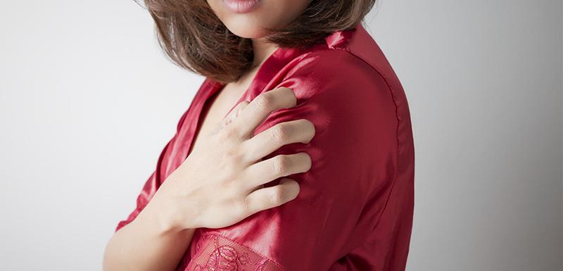 Une patiente témoigne sur le psoriasis