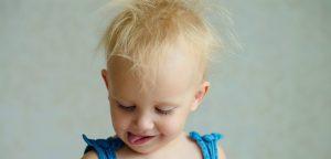 Des cheveux génétiquement incoiffables ?!
