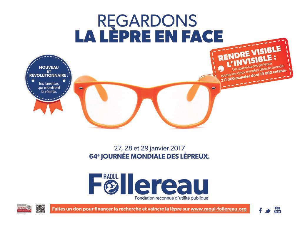 Campagne lèpre France