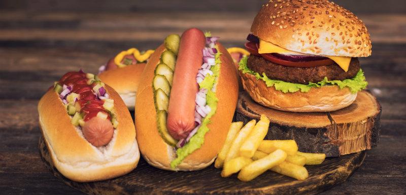 scorbut malbouffe fast food