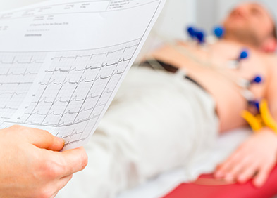 Analyse d'un électrocardiogramme