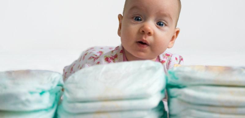 Couches bébé toxiques