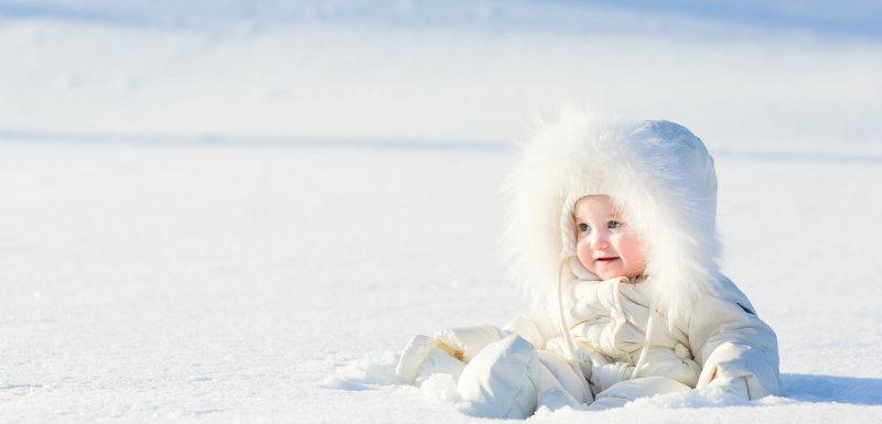bebe froid chaud