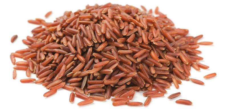 cholesterol levure riz rouge