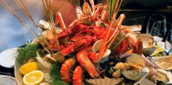 Attention au mercure contenu dans les fruits de mer !