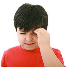 Tumeurs neurologiques de l'enfant : migraine