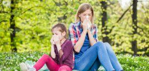 Printemps, pollen et allergie : le grand retour !