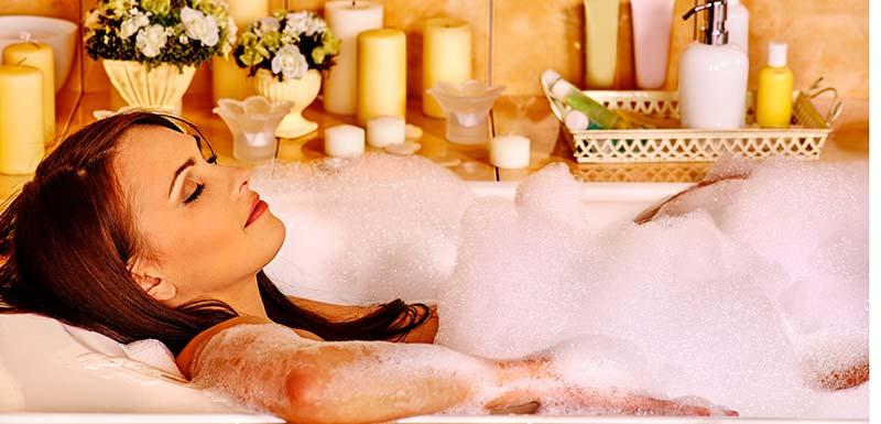 bains chauds