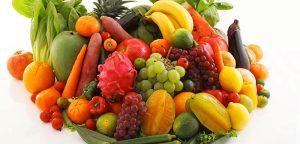 Fruits et légumes font baisser la tension artérielle