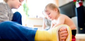 Reflux gastro-œsophagien et fractures chez l'enfant