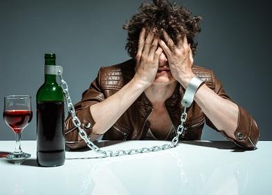 dépendance à l'alcool