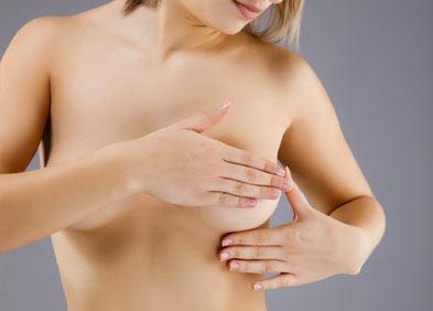 Auto-palpation détecter un cancer du sein