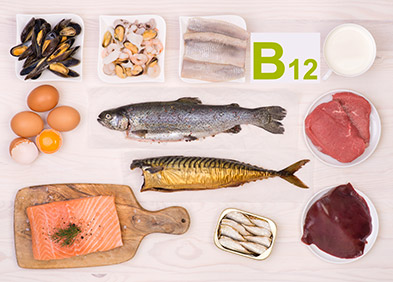 vitamines groupe b12