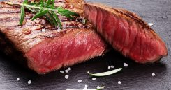 Mortalité accrue pour les gros consommateurs de viande rouge