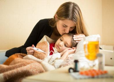 Convulsions fébriles de l'enfant