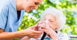 Chaleur : opération de prévention chez les seniors !