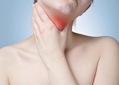 Douleur glande thyroïde