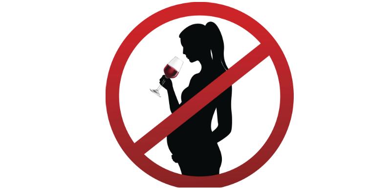 alcool prénatal-risque addiction-grossesse-foetus