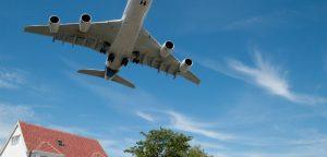 Le bruit des avions fait monter la tension (artérielle) !
