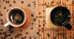 Santé du foie :  vous reprendrez bien une tasse de café ou de thé… ?