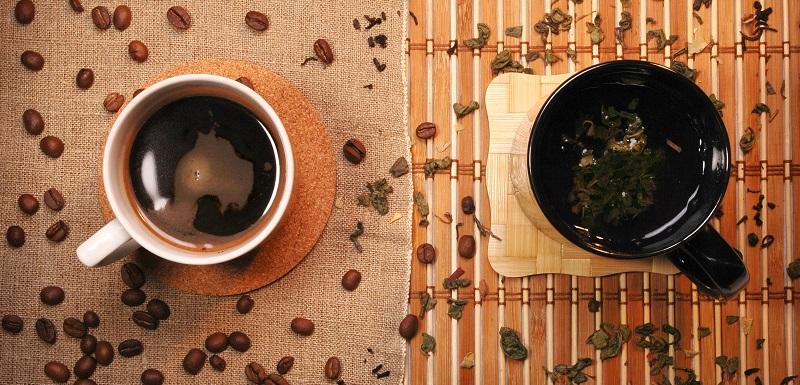 Effets du café et du thé sur la santé du foie