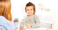 Diagnostiquer l'autisme avec les yeux?