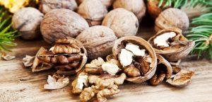 Quand les noix activent le cerveau pour contrôler l'appétit...