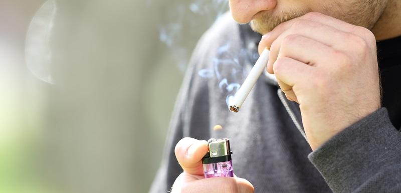 stress nicotine
