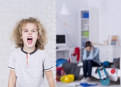hyperactivité de l'enfant