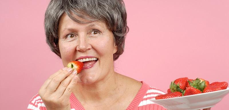 fraises et alzheimer