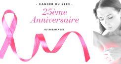 Octobre rose : 24ème campagne de lutte contre le cancer du sein