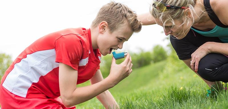 asthme et vitamide D