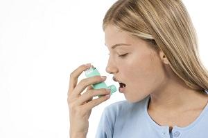Traitement crise d'asthme