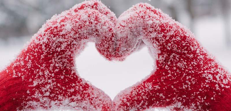 risque de crise cardiaque en hiver