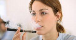 Cigarette électronique :  pas si inoffensive !