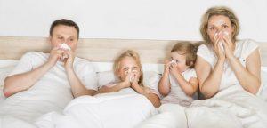 La sévérité de la grippe dictée par notre année de naissance ?