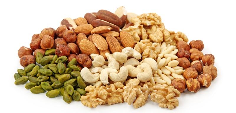 consommation régulière de fruits à coque renforce les fonctions cérébrales des individus