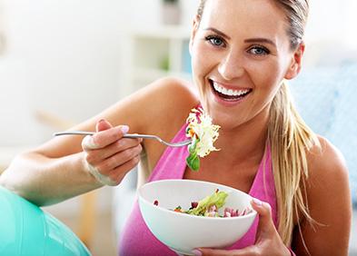 manger en comptant les calories