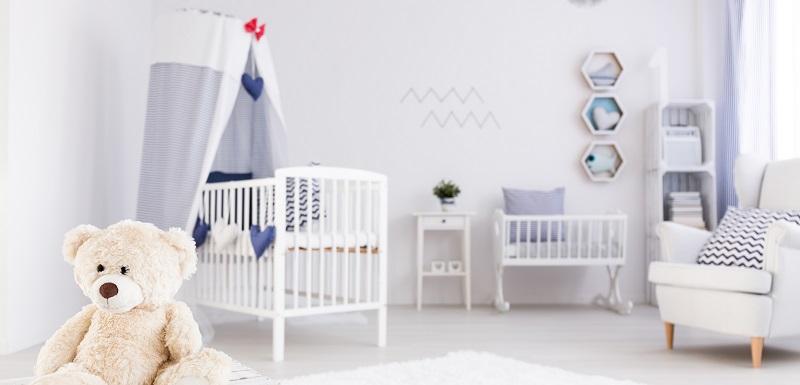 meilleur sommeil du nourrisson dans sa propre chambre