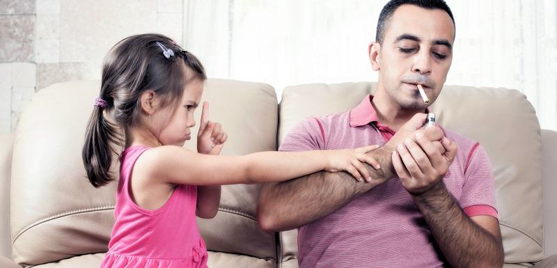 Danger cardiovasculaire du tabagisme passif chez les enfants