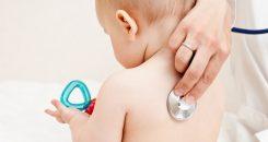 Epidémie de bronchiolite : un pic atteint juste avant Noël l'an passé