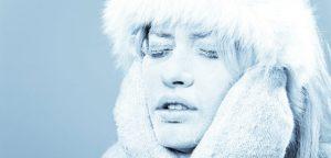 La peau à l'épreuve de l'hiver
